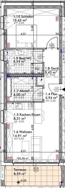 Passivhaus Niederzier Wohnungen 13